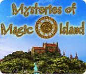 Functie screenshot spel Mysteries of Magic Island