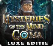 Functie screenshot spel Mysteries of the Mind: Coma Luxe Editie
