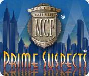 Functie screenshot spel Mystery Case Files: Prime Suspects