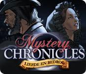 Functie screenshot spel Mystery Chronicles: Liefde en Bedrog