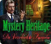 Functie screenshot spel Mystery Heritage: De Vervloekte Familie
