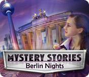 Functie screenshot spel Mystery Stories: Berlin Nights