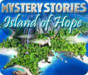 Functie screenshot spel Mystery Stories: Island of Hope