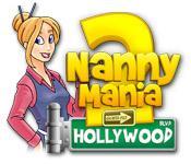 Functie screenshot spel Nanny Mania 2: Goes to Hollywood