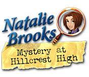 Functie screenshot spel Natalie Brooks: Mystery at Hillcrest High