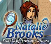 Functie screenshot spel Natalie Brooks: Secrets of Treasure House