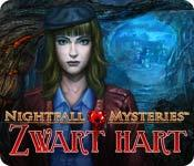 Functie screenshot spel Nightfall Mysteries: Zwart Hart