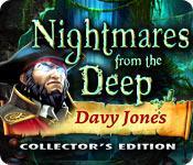 Functie screenshot spel Nightmares from the Deep: Davy Jones Collector's Edition