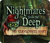 Functie screenshot spel Nightmares from the Deep: Het Vervloekte Hart