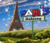 Functie screenshot spel Paris Mahjong