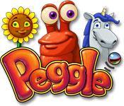 Functie screenshot spel Peggle Deluxe