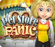 Functie screenshot spel Pet Store Panic