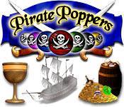 Functie screenshot spel Pirate Poppers