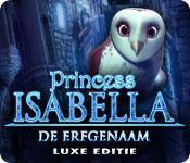 Functie screenshot spel Princess Isabella: De Erfgenaam Luxe Editie