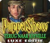 Functie screenshot spel PuppetShow: Terug naar Joyville Luxe Editie