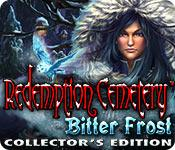 Functie screenshot spel Redemption Cemetery: Bitter Frost Collector's Edition
