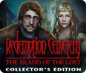 Functie screenshot spel Redemption Cemetery: The Island of the Lost Collector's Edition