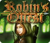 Functie screenshot spel Robin's Quest: A Legend Born