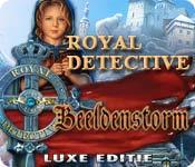 Functie screenshot spel Royal Detective: Beeldenstorm Luxe Editie