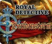 Royal Detective: Beeldenstorm game play