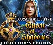 Functie screenshot spel Royal Detective: Queen of Shadows Collector's Edition