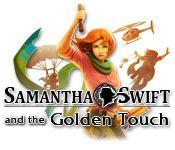 Functie screenshot spel Samantha Swift and the Golden Touch