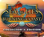 Functie screenshot spel Sea of Lies: Burning Coast Collector's Edition