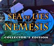 Functie screenshot spel Sea of Lies: Nemesis Collector's Edition