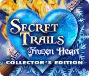 Functie screenshot spel Secret Trails: Frozen Heart Collector's Edition