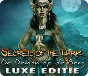 Functie screenshot spel Secrets of the Dark: De Demon op de Berg Luxe Editie