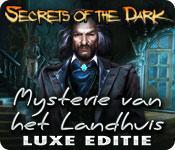 Functie screenshot spel Secrets of the Dark: Mysterie van het Landhuis Luxe Editie