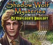 Functie screenshot spel Shadow Wolf Mysteries: De Vervloekte Bruiloft