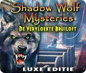 Functie screenshot spel Shadow Wolf Mysteries: De Vervloekte Bruiloft Luxe Editie