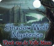 Functie screenshot spel Shadow Wolf Mysteries: Vloek van de Volle Maan