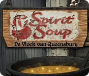 Functie screenshot spel Spirit Soup: De Vloek van Queensbury