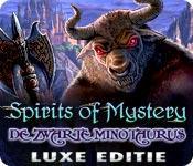 Functie screenshot spel Spirits of Mystery: De Zwarte Minotaurus Luxe Editie