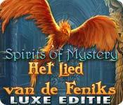 Functie screenshot spel Spirits of Mystery: Het Lied van de Feniks Luxe Editie