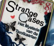 Feature screenshot game Strange Cases: Het Mysterie van de Tarotkaarten