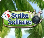 Functie screenshot spel Strike Solitaire