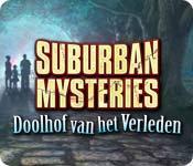 Functie screenshot spel Suburban Mysteries: Doolhof van het Verleden