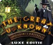 Functie screenshot spel The Great Unknown: Houdini's Kasteel Luxe Editie