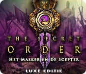 Functie screenshot spel The Secret Order: Het Masker en de Scepter Luxe Editie
