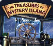 Functie screenshot spel The Treasures of Mystery Island: Het Spookschip