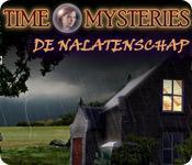 Functie screenshot spel Time Mysteries: De Nalatenschap