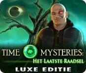 Functie screenshot spel Time Mysteries: Het Laatste Raadsel Luxe Editie