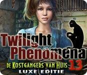 Functie screenshot spel Twilight Phenomena: De Kostgangers van Huis 13 Luxe Editie