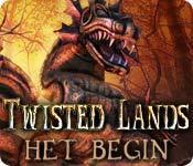 Functie screenshot spel Twisted Lands: Het Begin