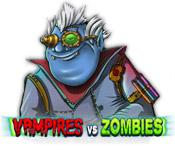 Voorbeeld afbeelding Vampires Vs Zombies game