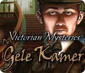 Functie screenshot spel Victorian Mysteries®: De Gele Kamer