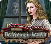 Functie screenshot spel Victorian Mysteries: De Vrouw in het Wit